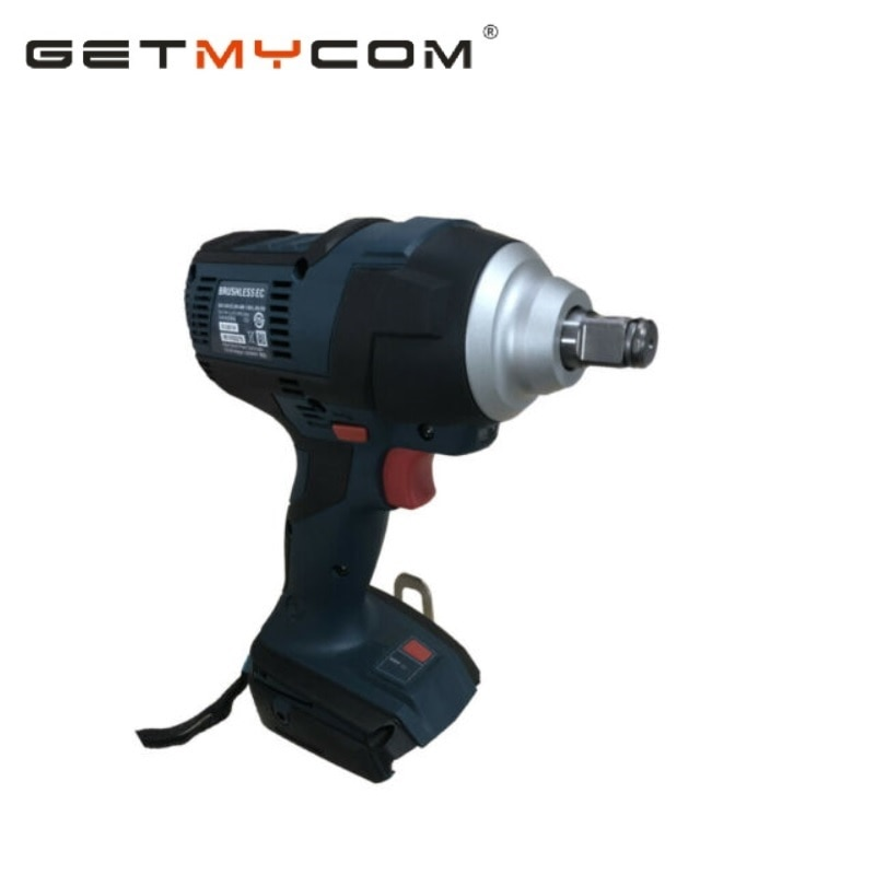Getmycom Originele Voor Bosch GDS18V-EC 300ABR 1/2 Slagmoersleutel 18V Draadloze Borstelloze Autoband Driver