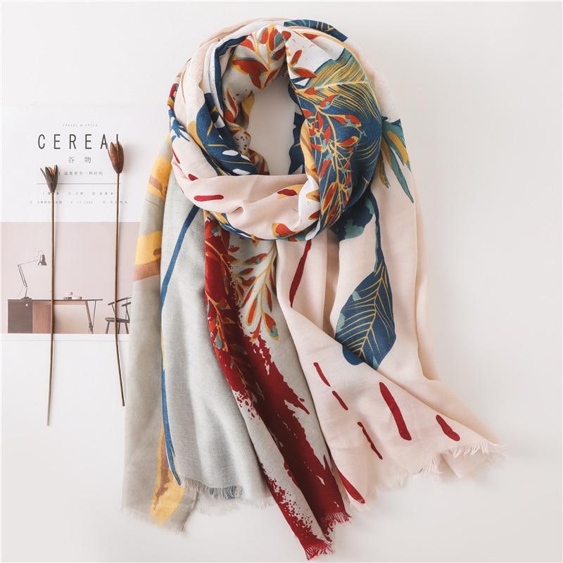 women scarf silk scarves shawls lady wraps soft Neckerchief Hijab Headscarf Femalegirl bufandas para