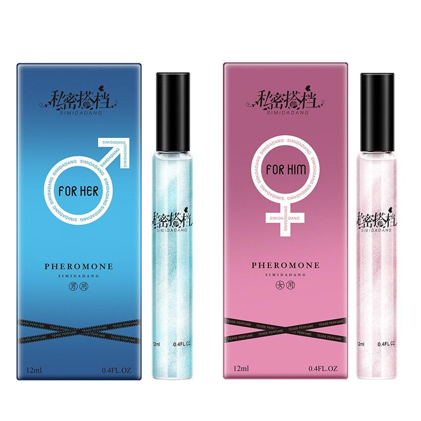 Ароматизаторы для женщин/мужчин 12 мл, феромоны, страстный оргазм, эмоции, дезодоранты, спрей, феромоны, привлечение Q13C