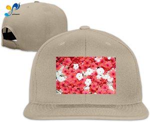 Yellowpods Earth Flowers Men's Relaxed Medium Profile Adjustable Baseball Cap