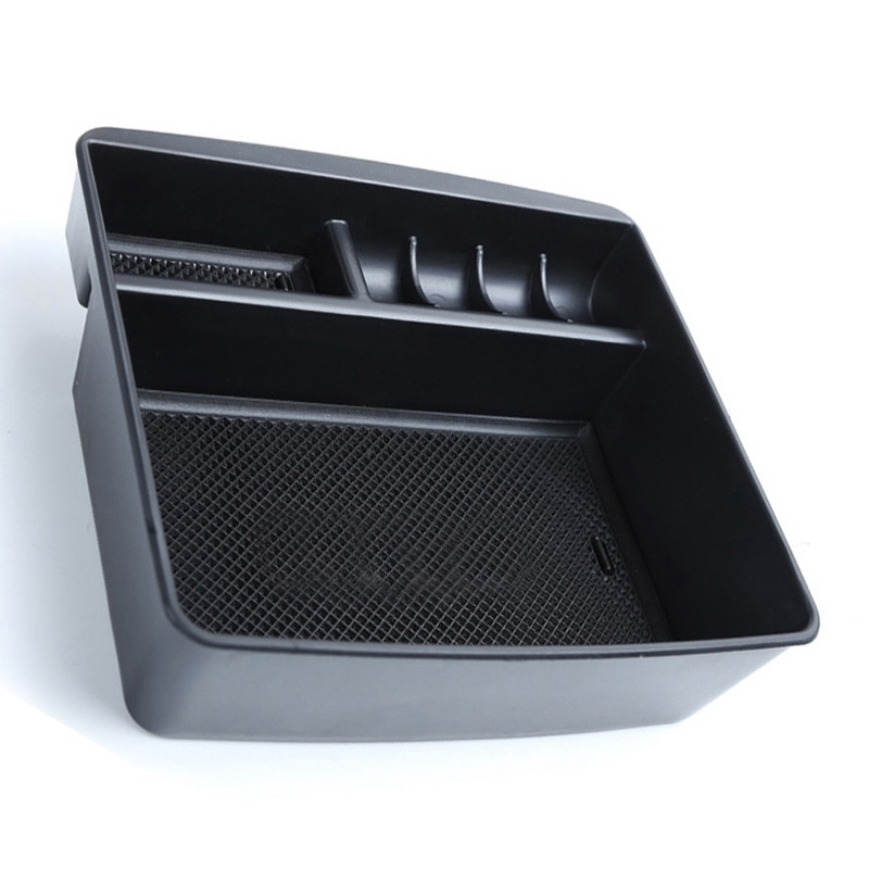 2003-2019 Car Interior Non-Slip Stowing Tidying Box for Toyota Land Cruiser Prado FJ 150 FJ150 FJ120