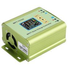 MPT-7210A LCD MPPT Контроллер заряда из алюминиевого сплава для литиевой батареи 24 В/36 В/48 В/60 в/72 в