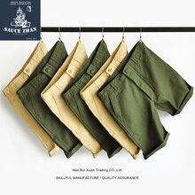 SauceZhan OG-107 utilitaire Fatigue pantalon US Vietnam armée HBT pantalon VINTAGE hommes Shorts hommes armée pantalon militaire pantalon