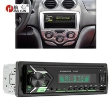 Car Multimedia Player Car radio 1 DIN 7 Color Keylight Car MP3 Bluetooth Vehicle MP3 Player AUX Ster