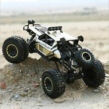 18 50cm muito grande carro rc 4wd alta velocidade bigfoot 2.4g controle remoto buggy caminhão de escalada veículo fora de estrada jipes modelo brinquedo presente