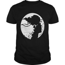 Men tshirt  Afro Samurai Tshirt cool Printed T-Shirt tees top