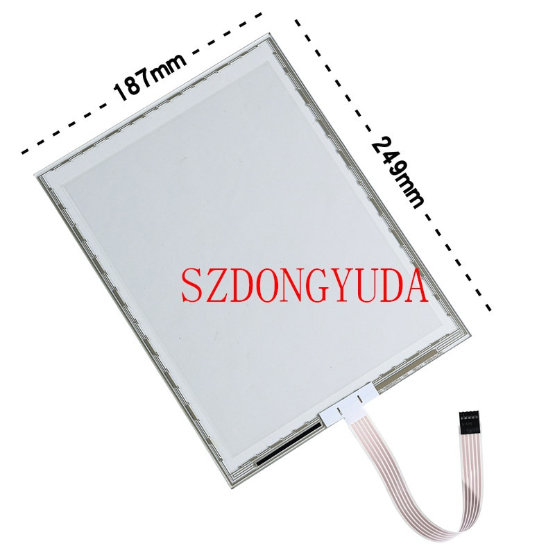 New Touchpad 10.4 Inch  For B&R Power Panel 100 5PP120.1043-K04 5PP120.1043.K04 Touch Screen Digitizer Glass enlarge