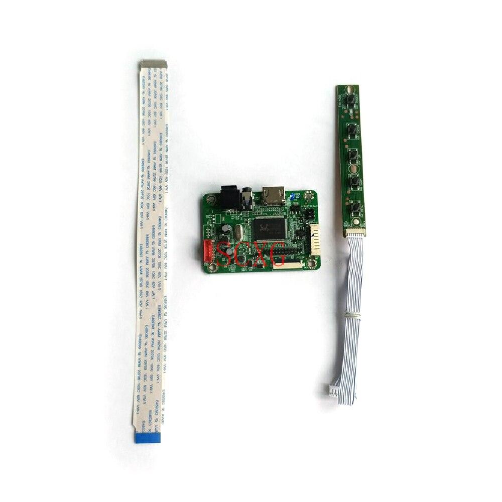 مراقب تحكم مجلس HDMI-متوافق ل N140BGA-EA3/EB3 N140BGE-E33/E43/E53/EA3 eDP 30Pin لوحة 1366*768 لتقوم بها بنفسك عدة شاشة LCD