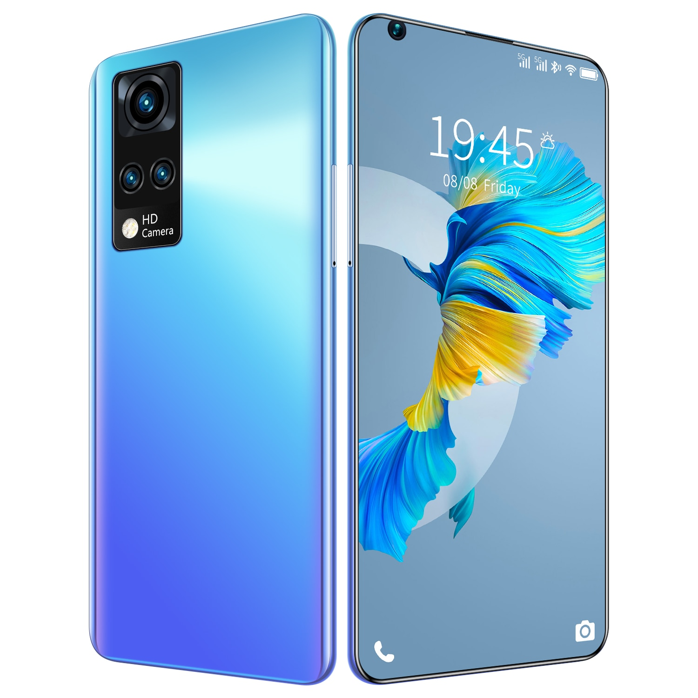 Smartphone 7.2'' HD Big Screen X51PRO+ 6800mAh 2GB RAM 16GB ROM Smartphone Unlocked Dual Sim Mobilephone Celulares Cellphone