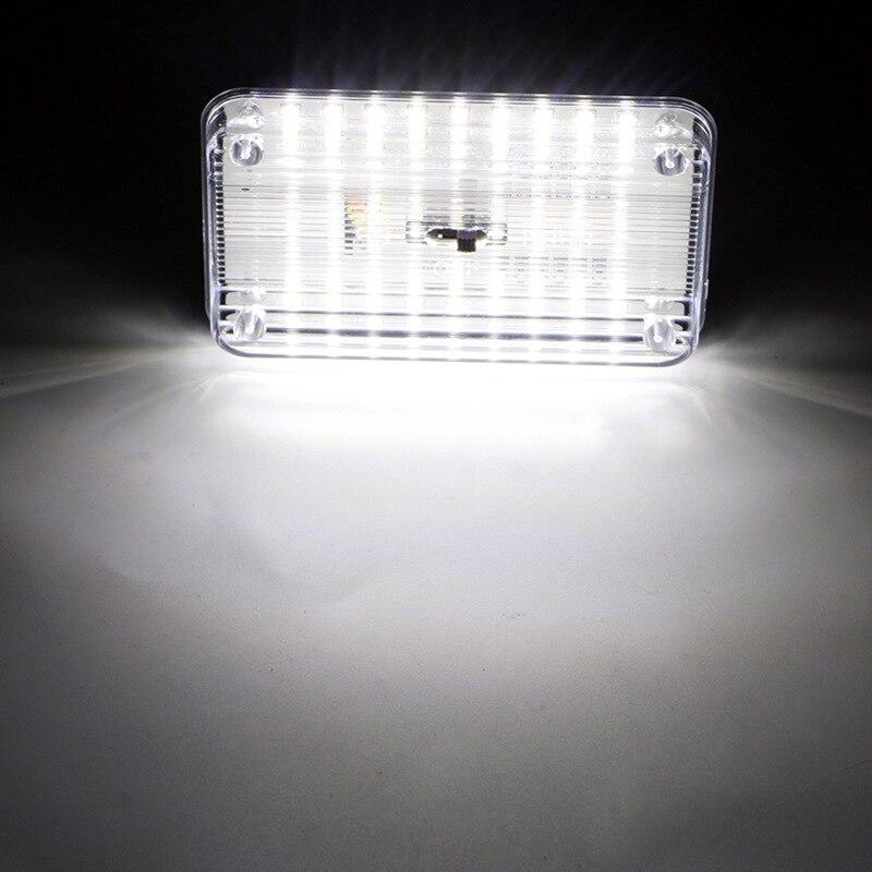 12 В 36 светодиодов автомобильный внутренний светильник купольный потолочный светильник для чтения багажника автомобильный светильник Высо...