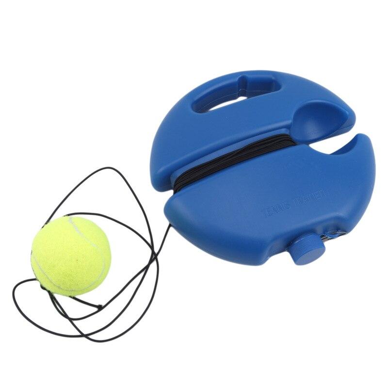 Тренировочное устройство для тенниса с одним мячом, тренировочное устройство для самостоятельного тенниса, устройство для самостоятельно...