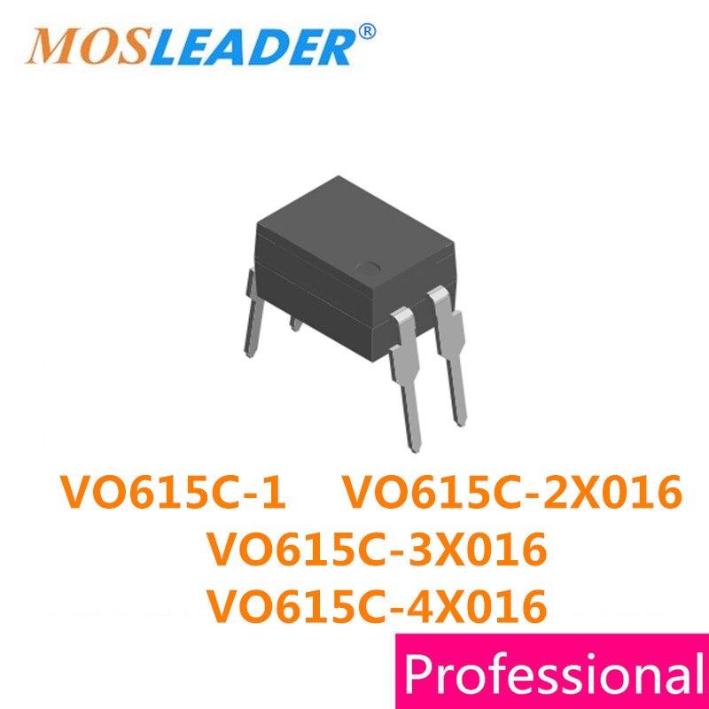 Mosleader DIP4 100 قطعة 1000 قطعة VO615C-1 VO615C-2X016 VO615C-3X016 VO615C-4X016 VO615 VO615C VO615-2 VO615-3 الصينية عالية الجودة