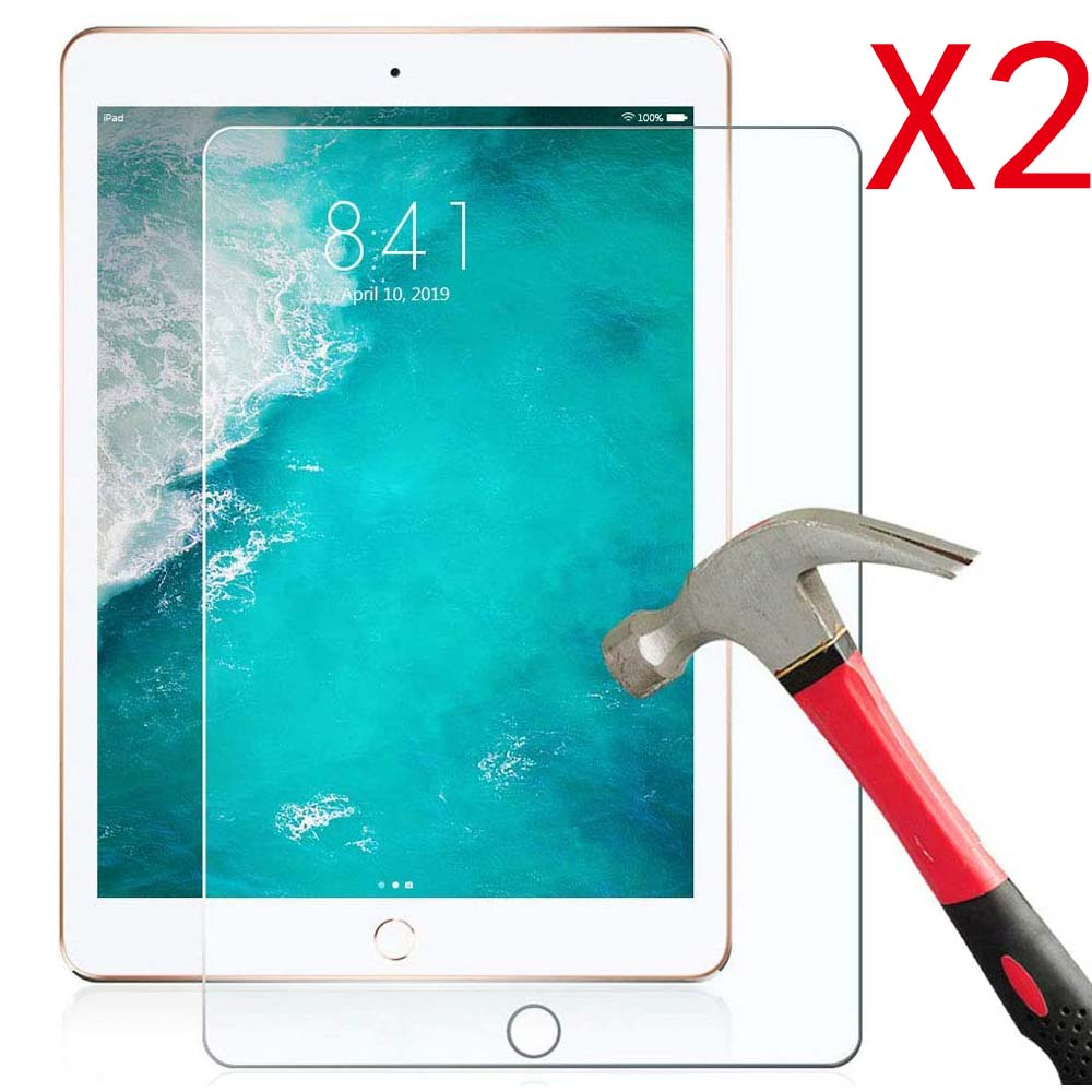 2pcs tablet tempered glass screen protector cover for acer iconia one 10 b3 a50fhd anti screen breakage tempered film 2Pcs Tablet Tempered Glass Screen Protector Cover for Apple iPad Air 2 9.7inch/iPad Air 1 Anti-Screen Breakage Tempered Film
