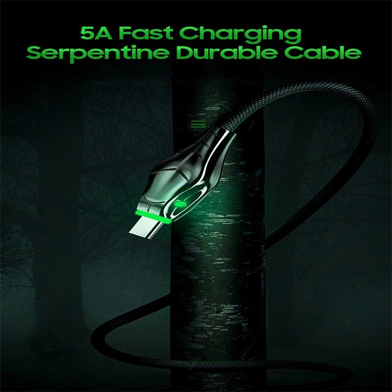 USB de carga rápida Cable para Samsung Galaxy S10 S9 S8 Nota...