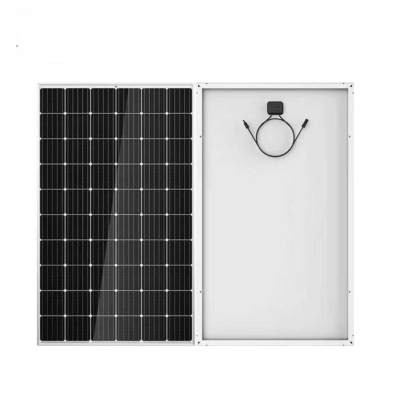 Panel Solar monocristalino para el hogar, 300W, 30V, 3000W, 3KW, 3300W, 3600w, 3900W, 4200W, 4500W, 220v, 110v, techo en barco a red