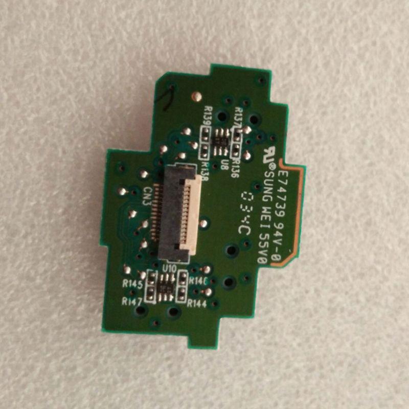 Placa-mãe para Logitech Placa de Circuito Chaves Laterais Wired Mouse Botões G502