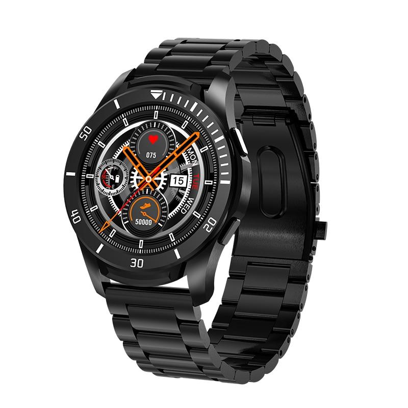 Toleda B3Plus Multi-Sport blood pressure heart rate fitness watch 2020 fulltouch always-on screen round smart watch