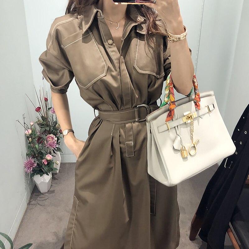 المرأة سترة واقية أزياء من الدانتل متابعة خياطة Topstitch سليم صالح منتصف طول جيب واحدة الصدر النمط البريطاني فستان سترة