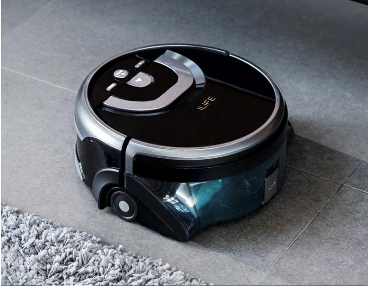 W400 جهاز آلي لتنظيف الأتربة نظافة الرطب خزان منفصل لوضع العمل القذرة 4 في 1 Molnia