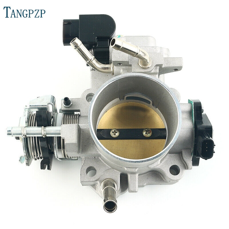Throttle Body Assembly 16400-RAA-A62 for Honda Accord LX EX DX SE 2.4L 2003-2005 s 2.4L 2003-2006