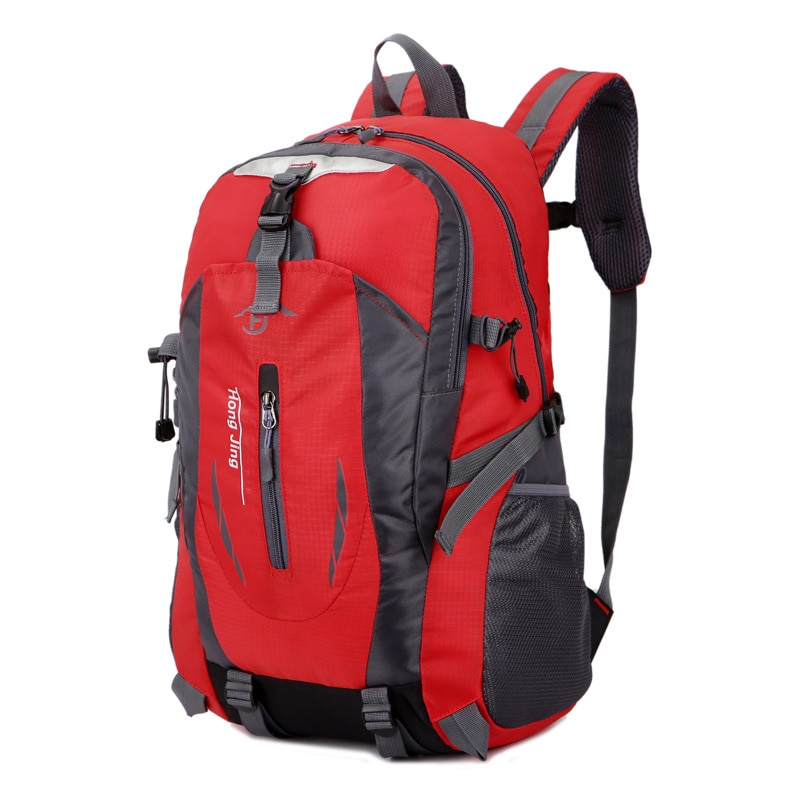 40L Outdoor Sports Hiking Camping Backpack Large Capacity Travelling Cycling Backpack for Couple Stu