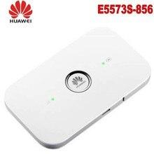 Débloqué Huawei Wifi E5573 E5573S-856 150Mbps 4G Modem Dongle Lte Wifi routeur poche Mobile Hotspot