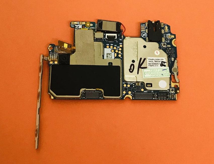 Placa base Original usada 4G RAM + 32G ROM placa base para Leagoo S9 MTK6750 Octa sin núcleo envío