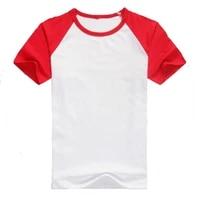 red baseball t shirt men and women brand 3d summer t shirt men and women casual short sleeve o neck shirt men