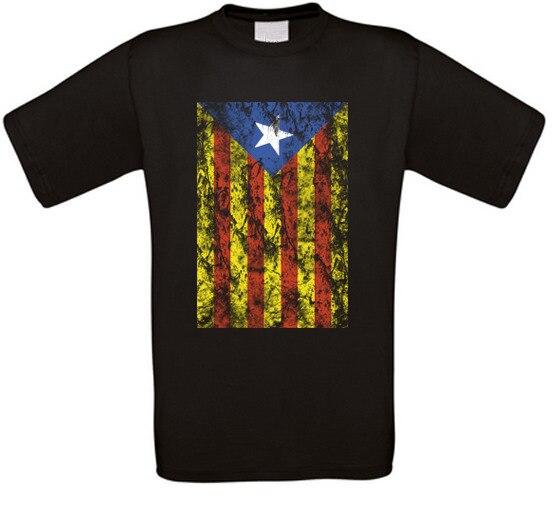 Camiseta de la marca Catalunya Cataluna barcelona