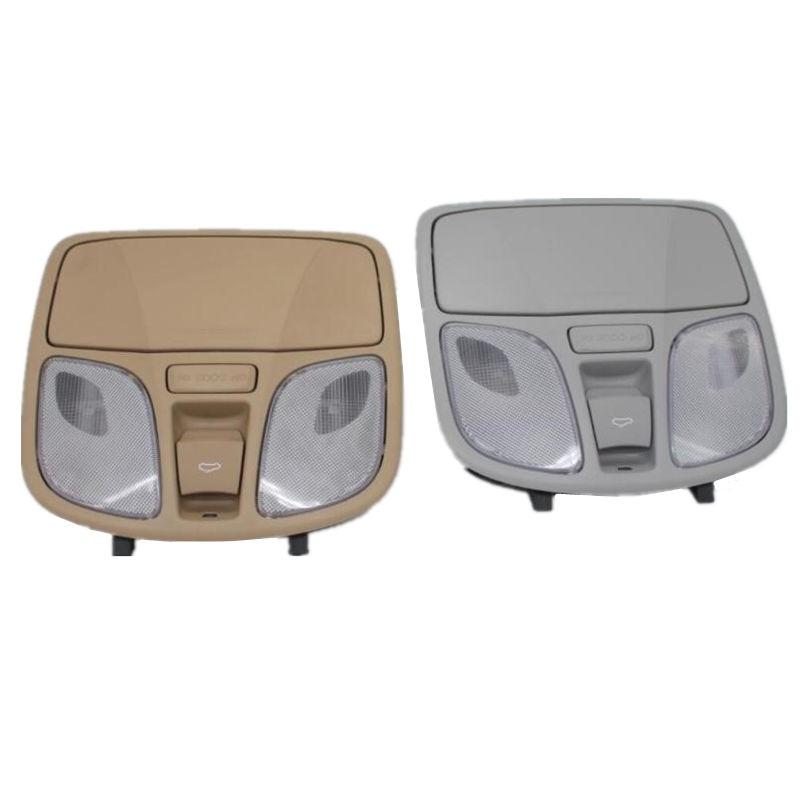 Para Hyundai Sonata ocho generación de luz de cúpula/Lámpara de lectura/interruptor de techo solar/caja de gafas de coche tapones de cable OEM928103SXXX