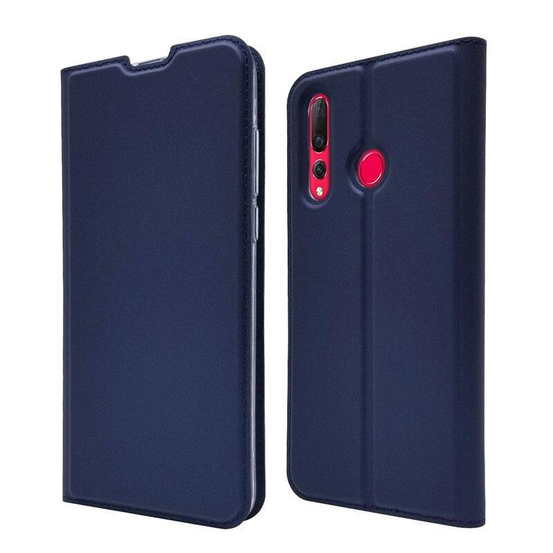 Funda de teléfono cartera para Huawei nova 4 VCE-AL00 VCE-TL00 nova 3i nova 3 nova 5i Pro soporte de tarjeta de cuero Flip soporte funda de teléfono