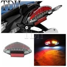 Светодиодный задний стоп сигнал для мотоцикла, для BMW F800S F800ST F800GT K71 F800R K73 R 1200 GS Adventure K255