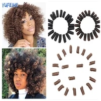 afro crochet braids spring twist synthetic crochet hair kenzie curl ombre braiding hair passion twist hair extensions for women