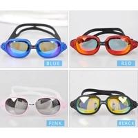 adjustable swimming goggles waterproof diving anti fog adult glasses