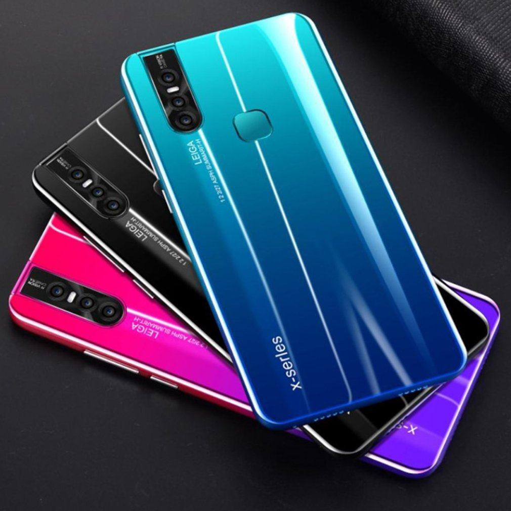 X27 5.8 Inch Large Screen 4GB + 128G 3G Network Smartphone Multi-Language Face Recognition 8MP + 16MP Camera enlarge
