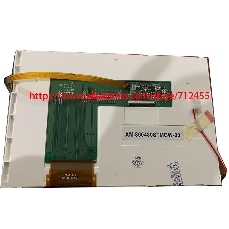 Pantalla Lcd Original AM800480STMQW00 AM-800480STMQW-00 con digitalizador de panel táctil