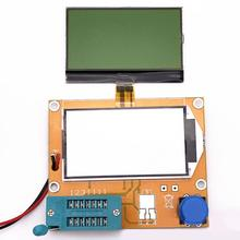 ESR metre Mega328 transistör test dijital V2.68 ESR-T4 diyot triyot kapasite MOS/PNP/NPN LCR 12864 LCD ekran test cihazı