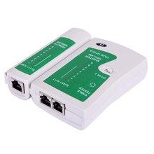 Câble RJ45 testeur lan testeur de câble réseau RJ45 RJ11 RJ12 CAT5 UTP testeur de câble LAN outil de réseau réparation de réseau