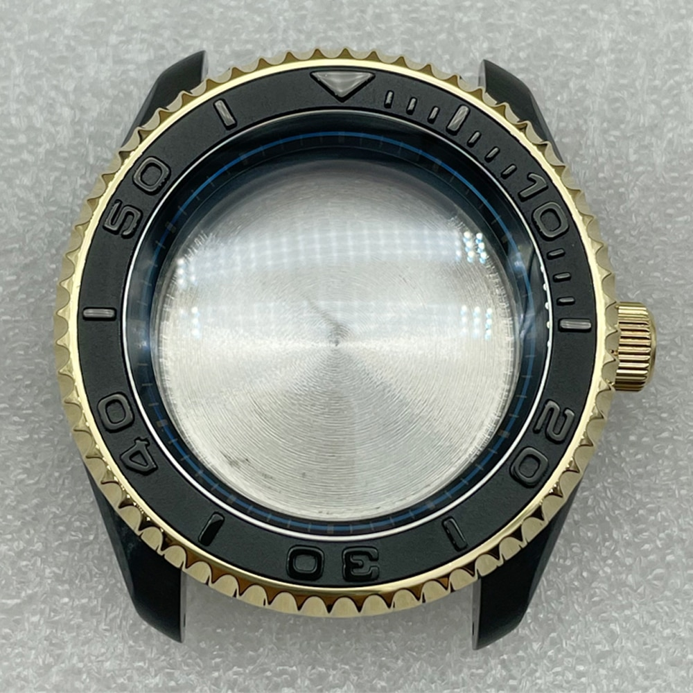 SKX007/SKX009 Watch Case For Seiko NH35/NH36/4R/6R Movement Watch enlarge