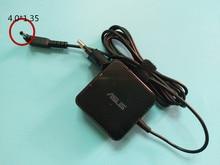 Novo 45 w ue оригинальный fonte 19 v 2.37a para asus zenbook 010hlf ad883020 адаптер переменного тока