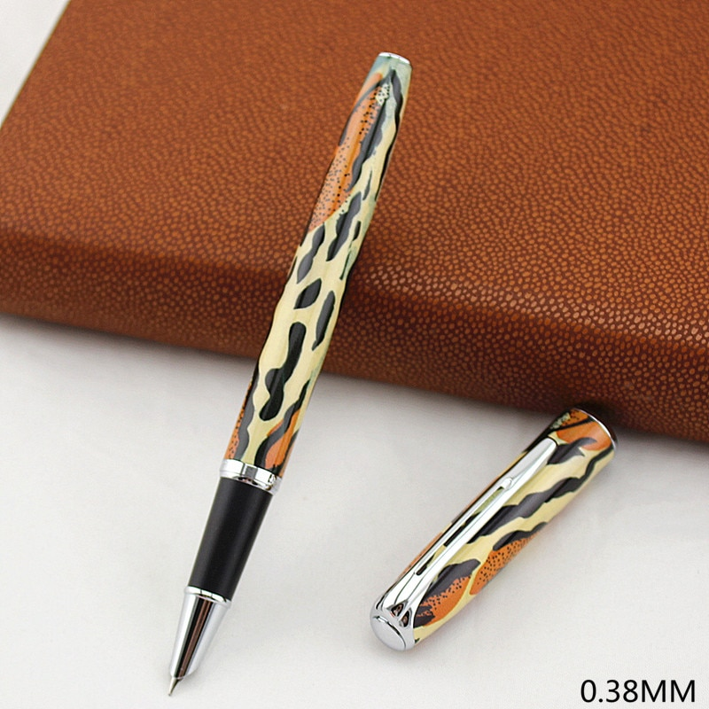 Free Shipping jinhao Fountain pen 0.5mm /0.38mm Nib High Quality Writing pen for Gift New Arrival fuliwen perfect upscale silvery scales hewn fountain pen office writing gift pen free shipping
