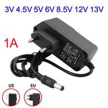 AC DC LED Transformer 12V 5V 6V Power Supply 12V 5V 4.5V 8V 13V 1A LED Driver Adapter Switching Power Supply Source For LED Lamp