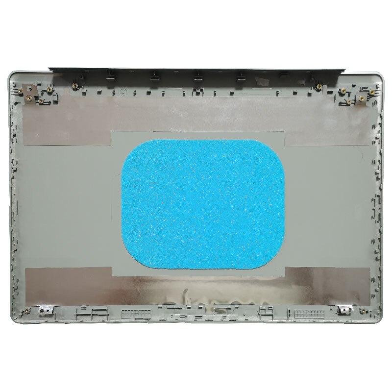 غطاء خلفي للكمبيوتر المحمول LCD ، لجهاز Dell Inspiron 15 5570 5575 ، فضي ، جديد