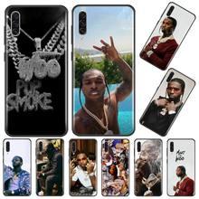 Rapper Pop Rauch Telefon Fall Für Samsung A20 A30 30s A40 A7 2018 J2 J7 prime J4 Plus S5 hinweis 9 10 Plus