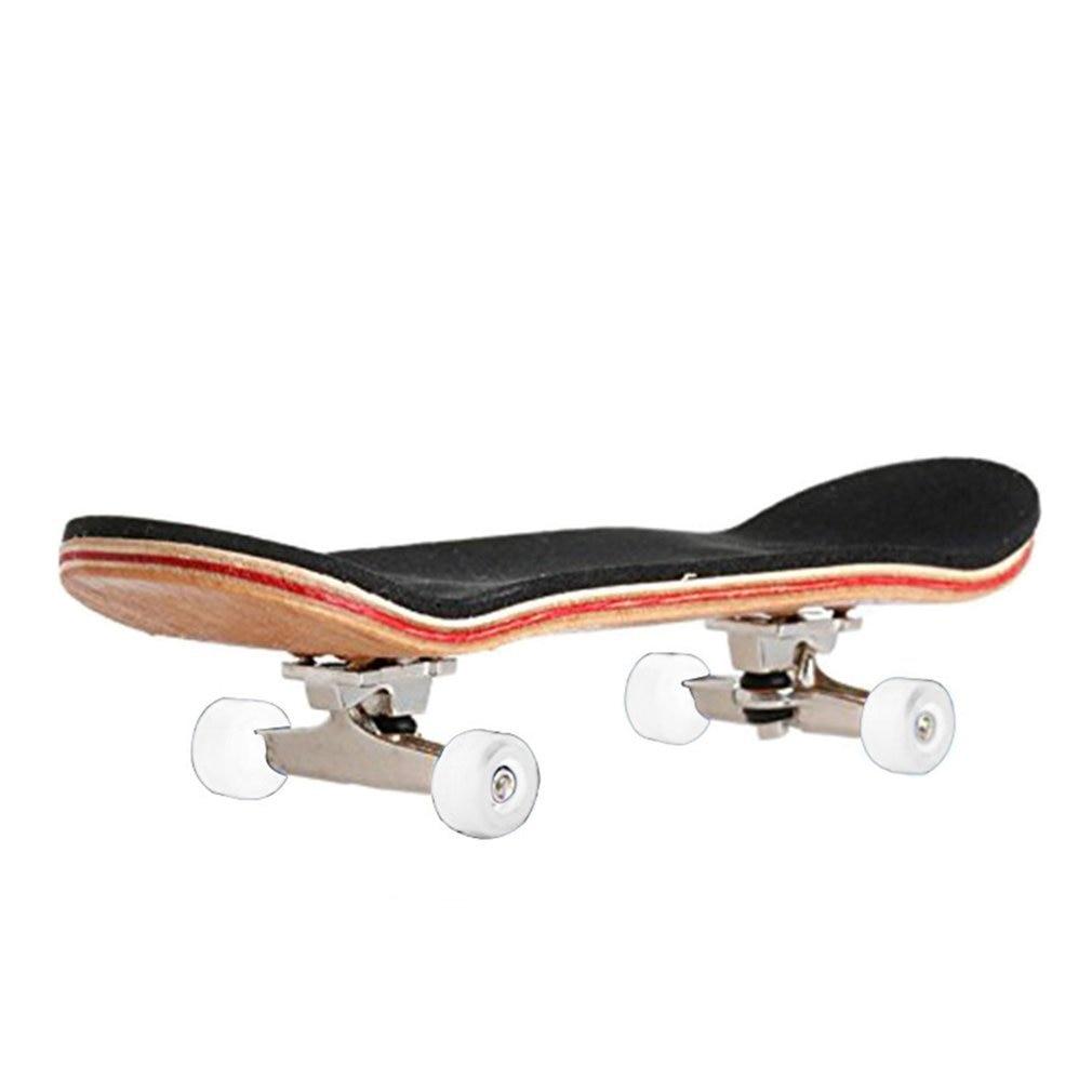 Profesjonalny typ koła łożyskowane Skid Pad klon mini deskorolka Stent stopu Koło łożyska podstrunnica nowość Gag zabawki