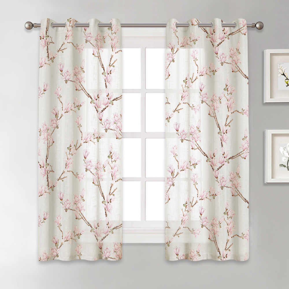 Nice curtains for girl Home and Hotel Customized Color