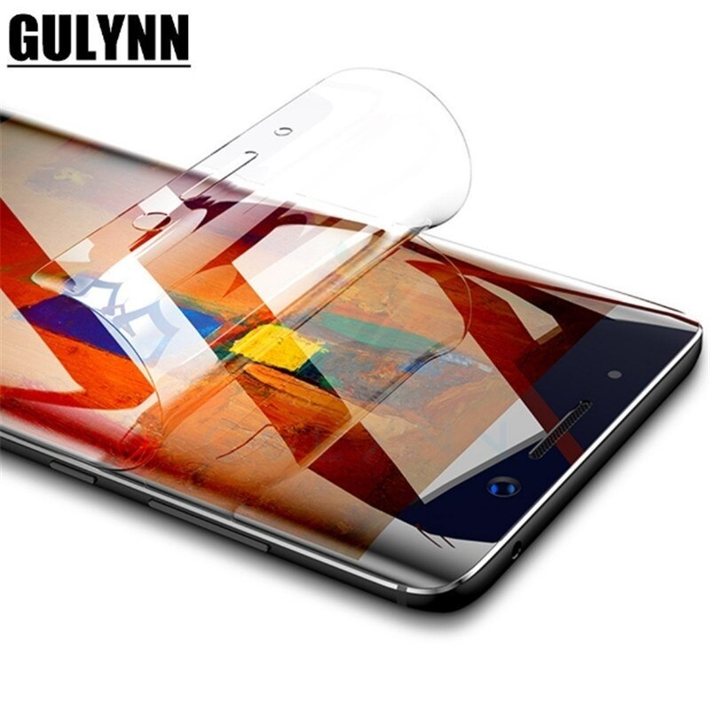 Hydrogel Film for huawei p30 lite P20 Pro Plus Screen Protector On The For Huawei Mate 20 Lite 30 5G/RS 20x Screen Protective