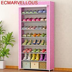Armário de armário armário de escritório zapatero armário de mesa sapatos de sapateira cremalheira