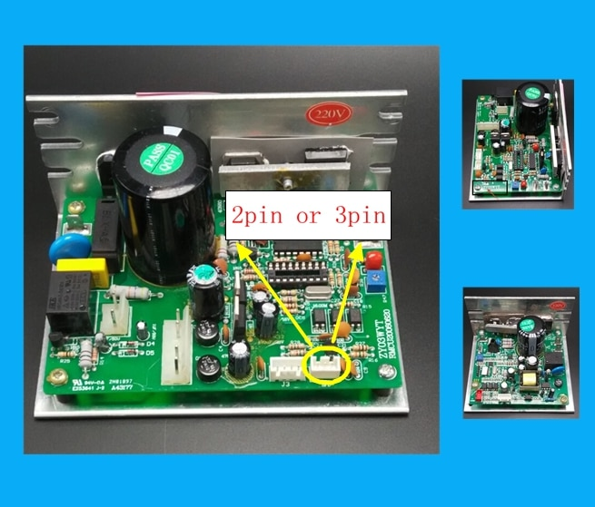ZY03WYT-لوحة تحكم جهاز المشي ، اللوحة الأم ، مصدر الطاقة
