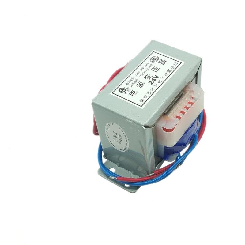 Transformador de Audio de bobina de 80W EI76 DB-80VA, 220V, 380V a...